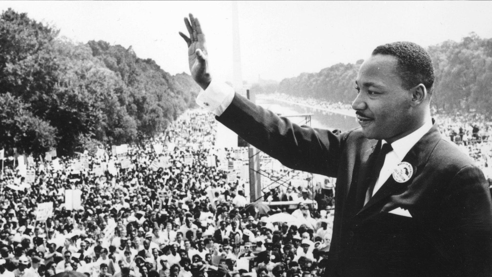 Martin Luther King Day- Library Closed