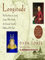 """Arlington 55+ Book Club: """"Longitude"""""""