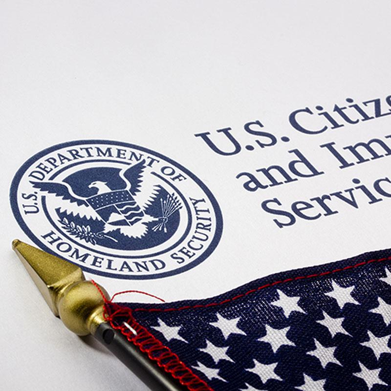 U.S. Citizenship Class