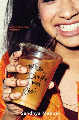 """Never Too Old Book Club: """"When Dimple Met Rishi"""""""