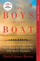 """Reading on the Pike: """"The Boys in the Boat"""""""