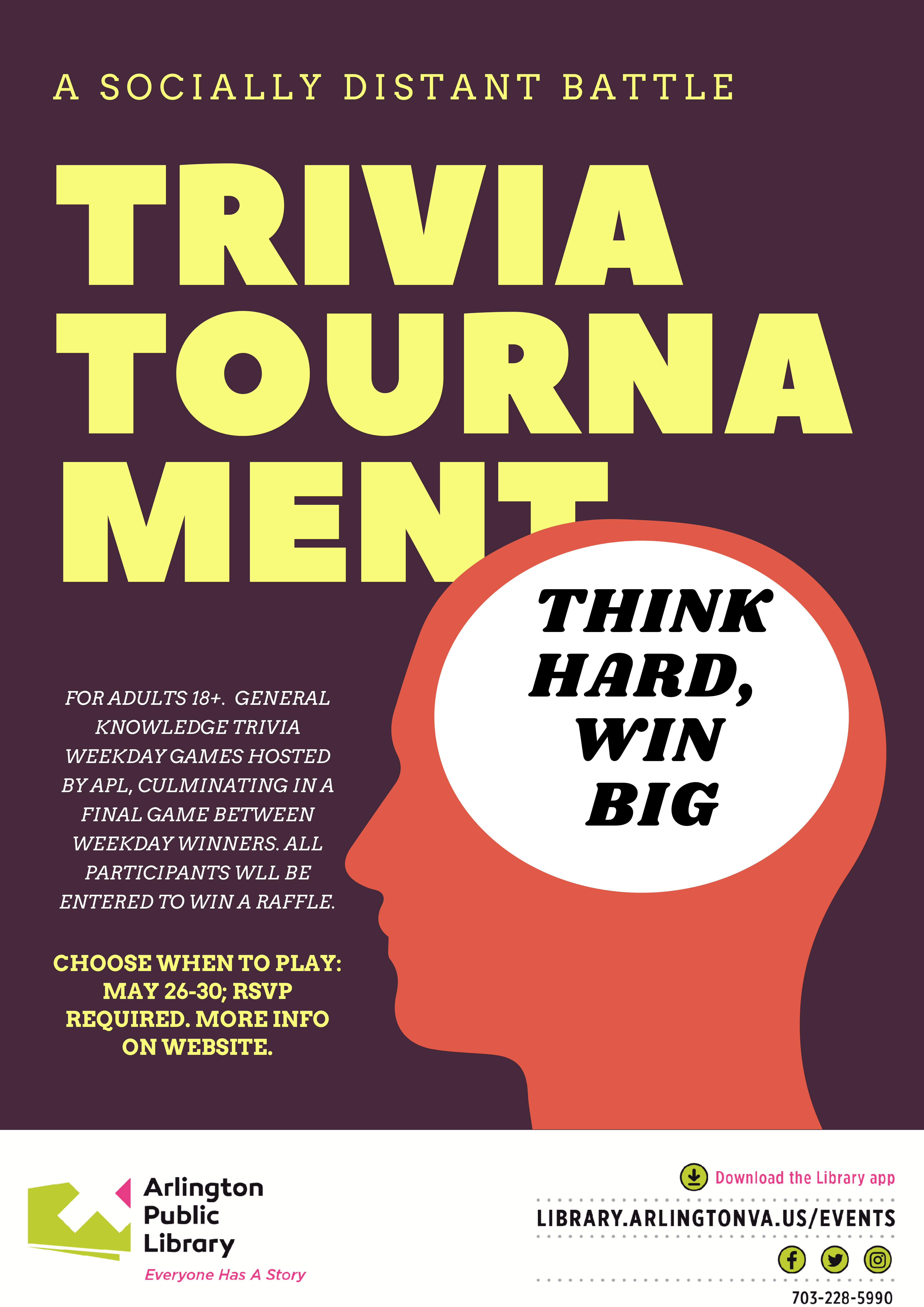 Trivia Tournament! Game 2