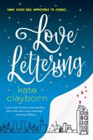 "Escapism Book Club: ""Love Lettering"""