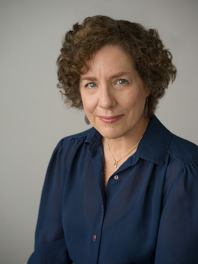 Elaine Weiss in Conversation with Library Director Diane Kresh