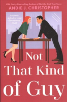 """Escapism Book Club: """"Not That Kind of Guy"""""""
