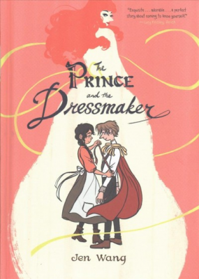 "Never Too Old Book Club: ""The Prince and the Dressmaker"""