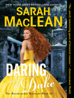 """Book Talk with Author Sarah MacLean: """"Daring and the Duke"""""""