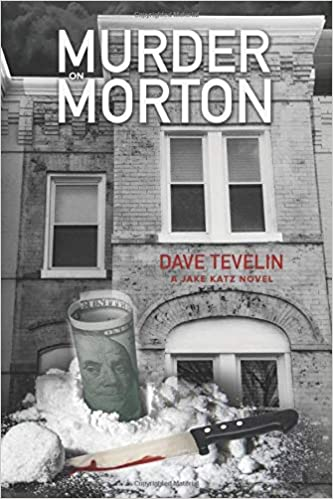 """Local Author Talk with Dave Tevelin: """"Murder on Morton"""""""