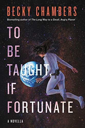 Strange Lands Sci-Fi Book Club: To Be Taught, If Fortunate