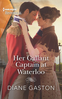 """Escapism Book Club: """"Her Gallant Captain at Waterloo"""""""