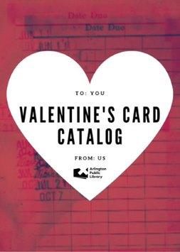 Valentine's Card Catalog- Design Party