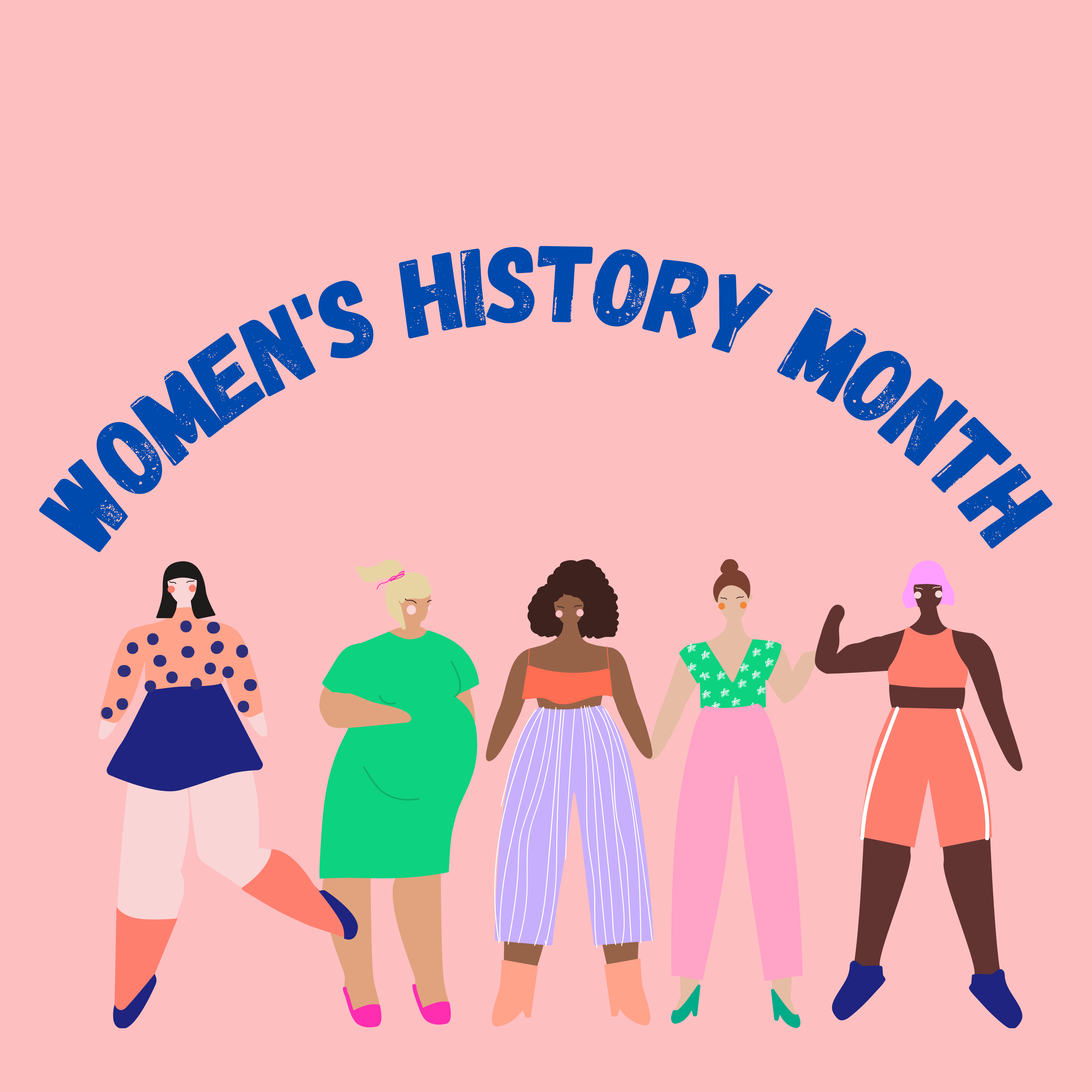Women's History Month with Smithsonian Libraries and Archives - Artists and Activists