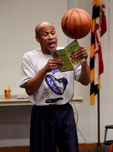 CANCELED FOR RAIN - Spinning into Summer Reading- Kickoff Celebration with Spinny Johnson