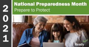 National Preparedness Month- All Ages Workshop