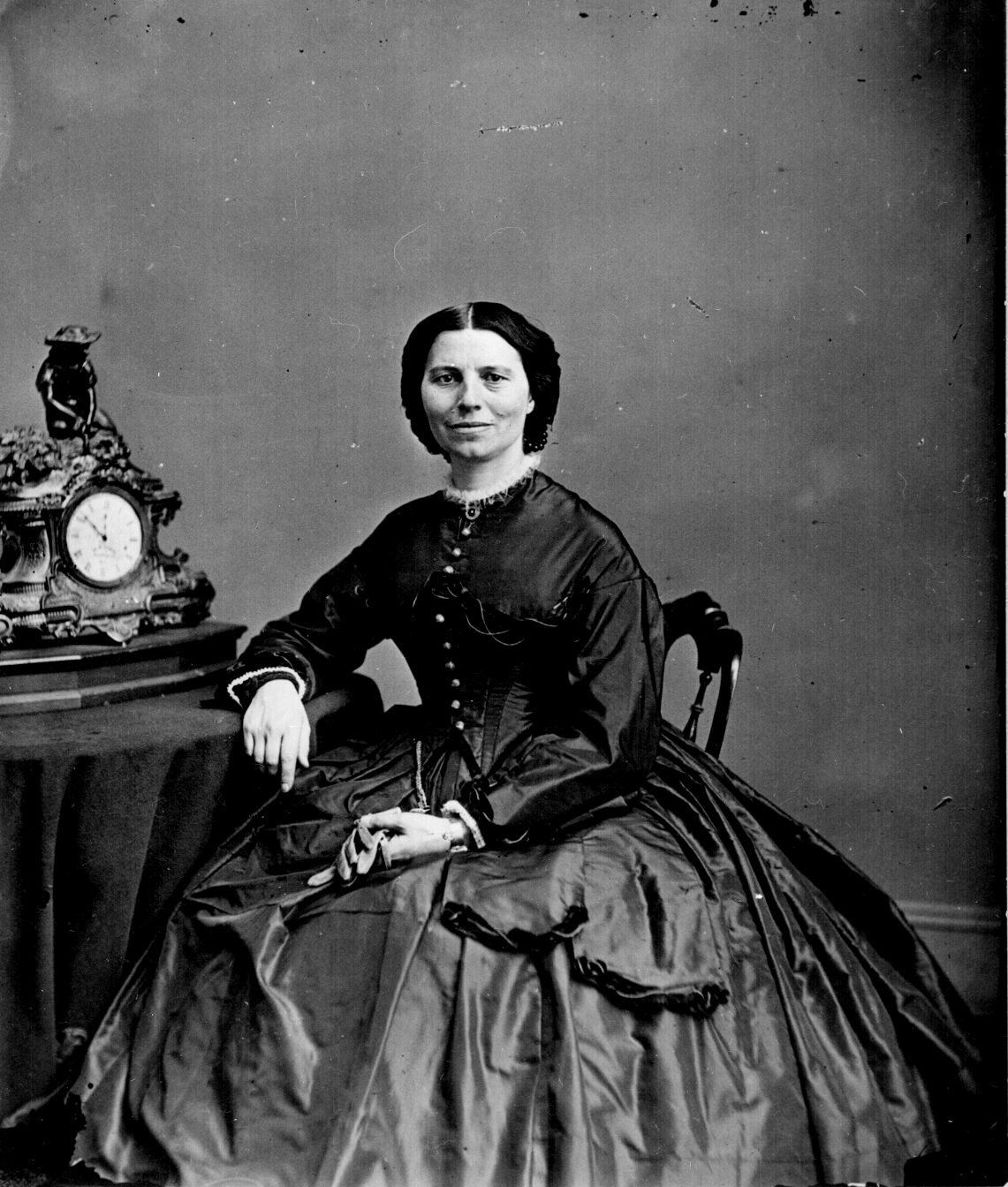 Clara Barton's Efforts to Identify Missing Civil War Soldiers
