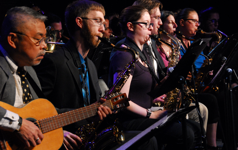 "Musician Showcase: DC Swing! presents ""Jazzin' & Swingin' on Broadway!"""