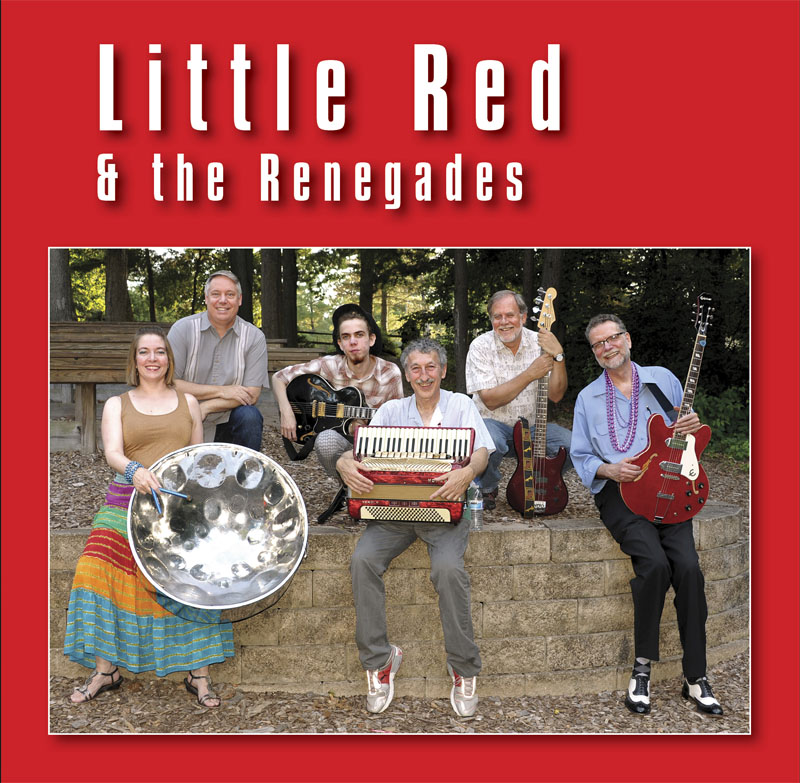 Little Red and the Renegades- Groovin' on the Pike: After Hours at the Library