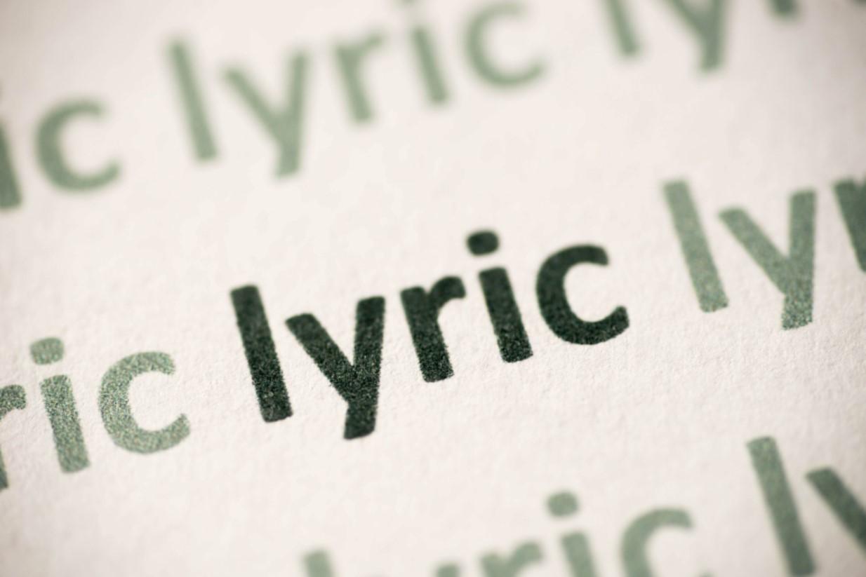 Songs As Stories; Stories As Songs