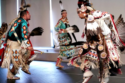 Native American Tribal Dance