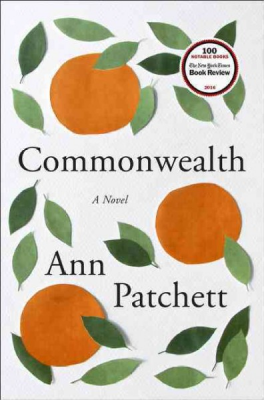 "Blue and Yellow Lines Book Club: ""Commonwealth"""