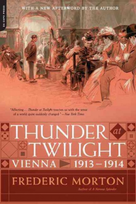 "Aurora Hills Readers Book Club: ""Thunder at Twilight"""