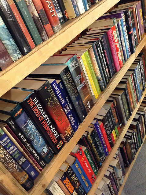 Friends of the Library Fall Book Sale (Members-Only Night)