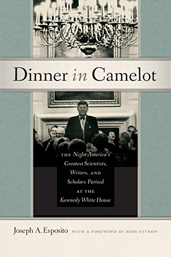 "Joseph A. Esposito, Author of ""Dinner in Camelot"""