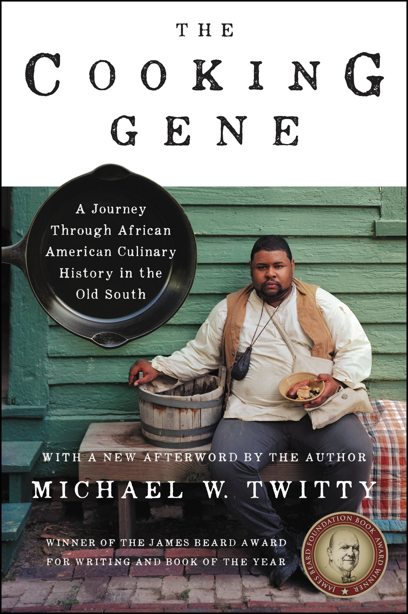 """Michael W. Twitty, Author of """"The Cooking Gene"""""""