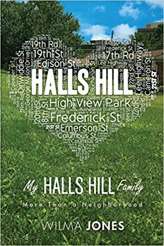 "Wilma Jones, Author of ""My Halls Hill Family: More Than a Neighborhood"""