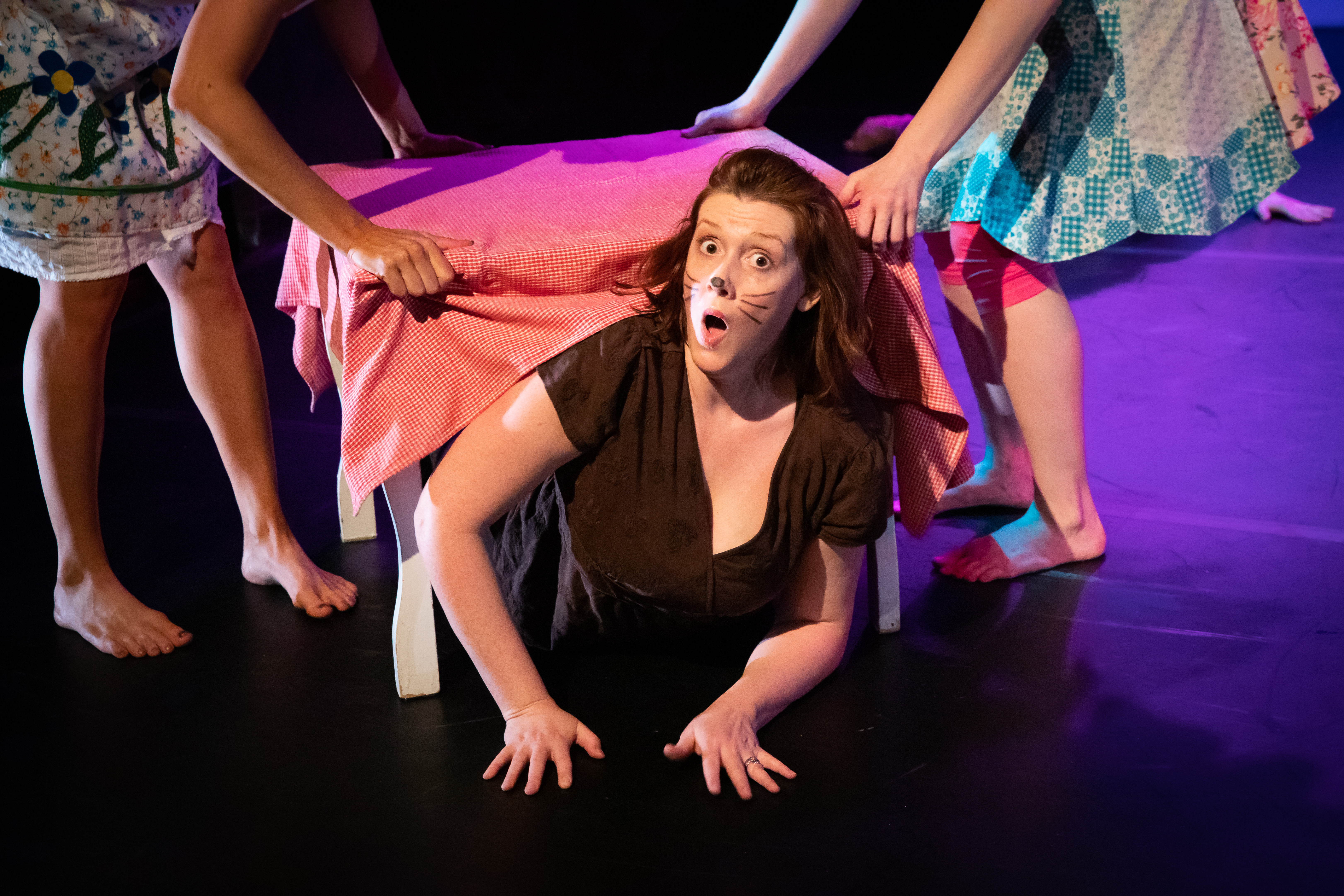 Jane Franklin Dance: Mouse in House