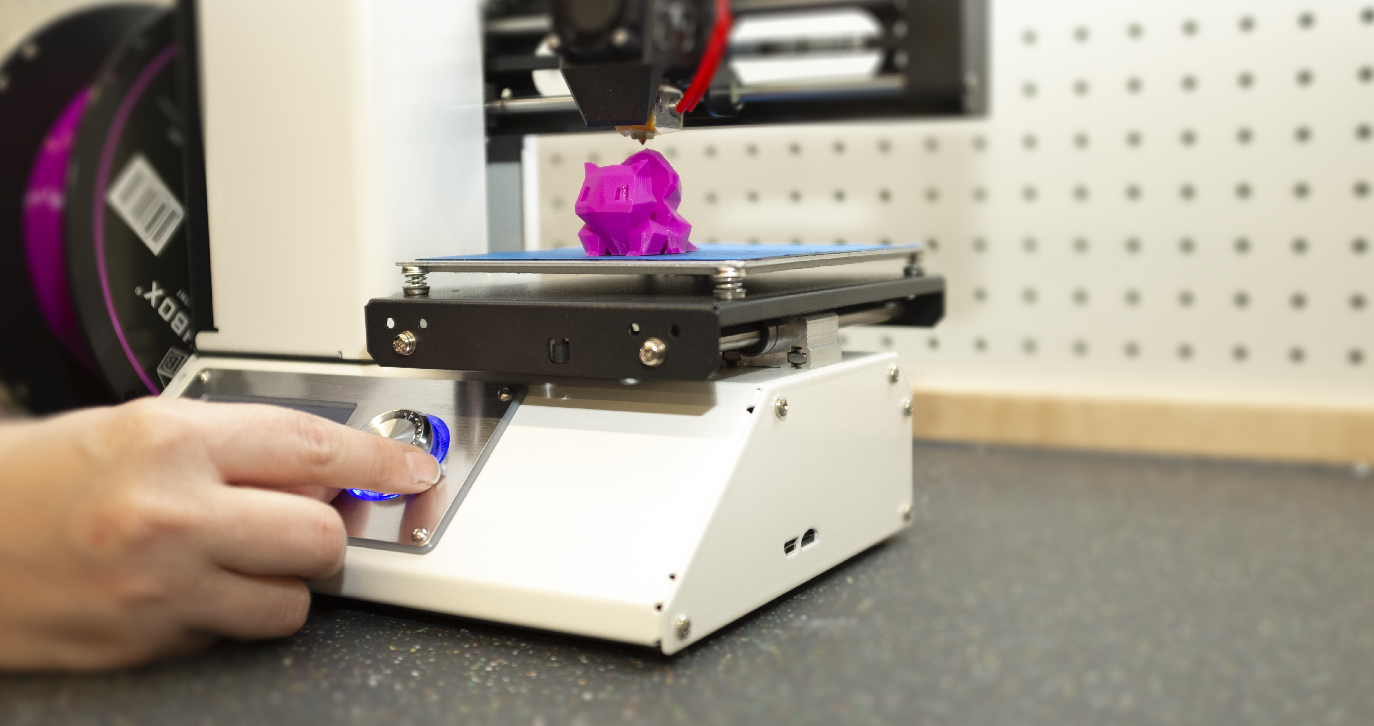 Shop Class: Introduction to 3D Design and 3D Printing