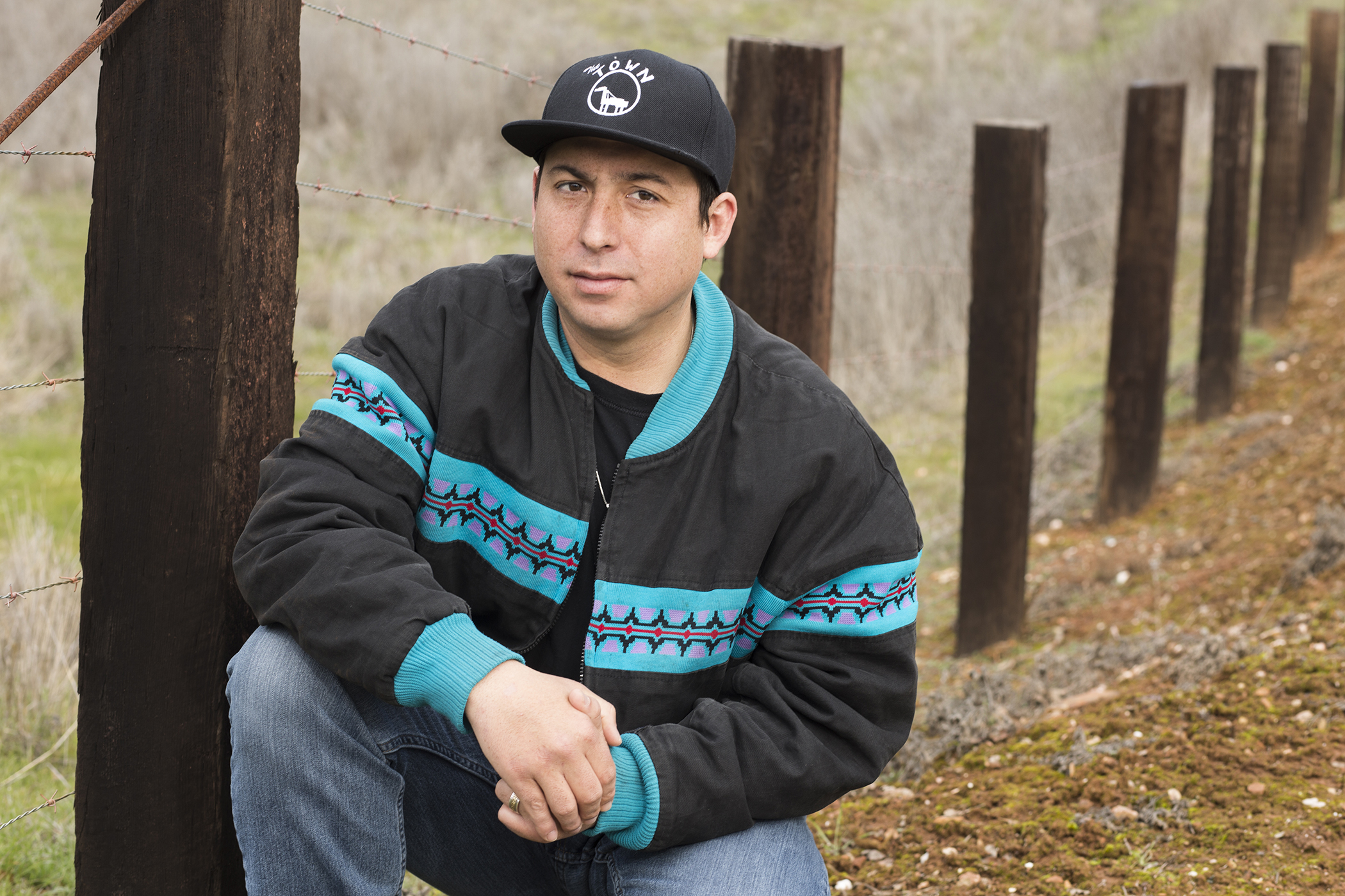 "Tommy Orange, Author of ""There, There"""