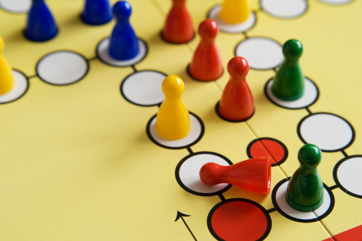 Family Strategy Gaming