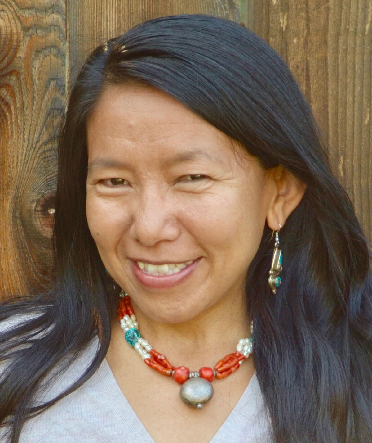 "Dorje Dolma, Author of ""Yak Girl"""