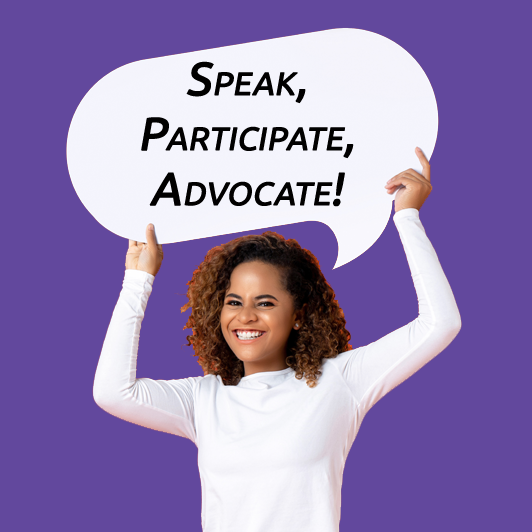 Speak, Participate, Advocate: Learn to Run an Issue Campaign and Effect Change