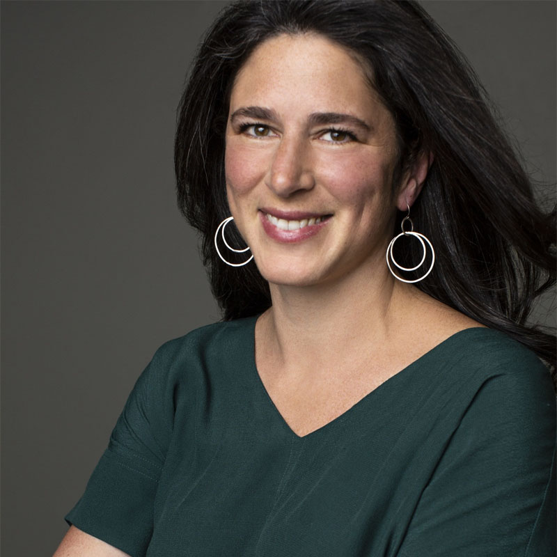 Rebecca Traister in Conversation with Library Director Diane Kresh