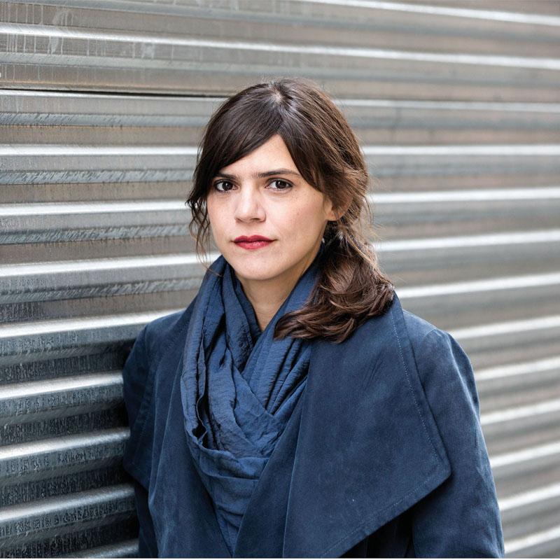 """POSTPONED - Valeria Luiselli, Author of """"Lost Children Archive"""""""