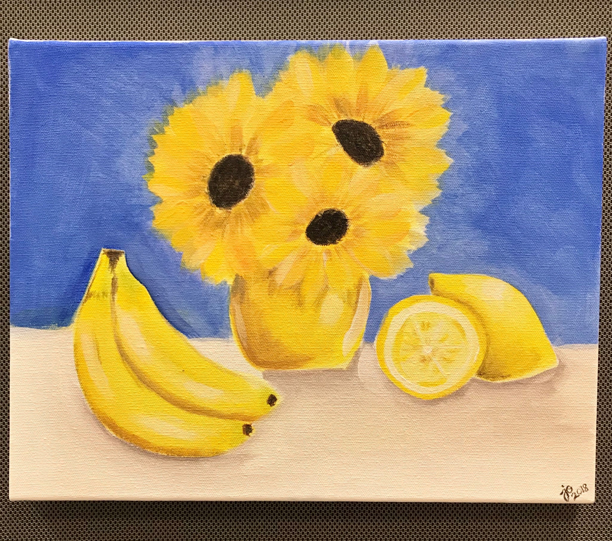 Paint Night: Sunny Still Life
