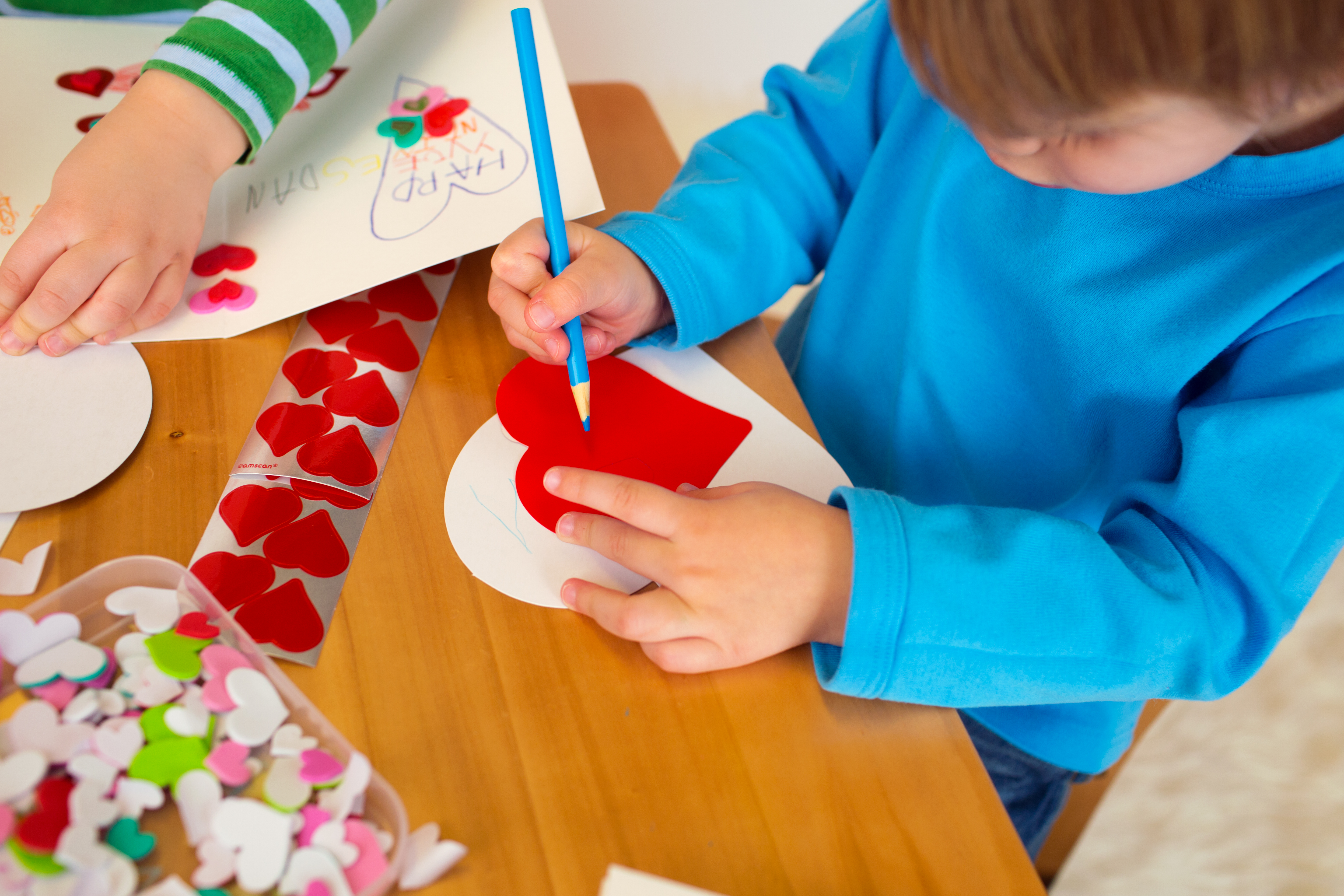 Valentine's Day Storytime and Craft