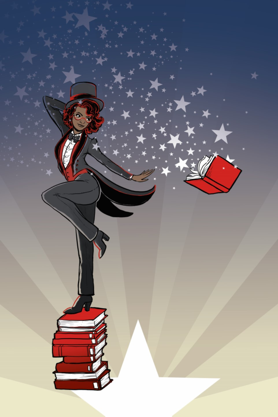 2019 Lit Up Ball: Books and Bygones