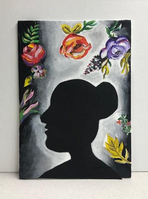 Paint Night: Kehinde Wiley x Kara Walker