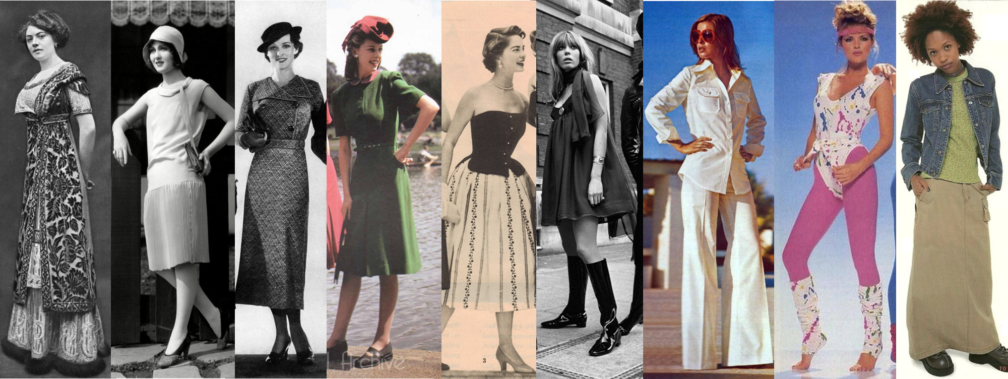 CANCELED - Women's History: Fashion in the 20th Century