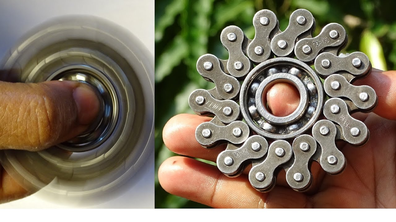 Make It Tuesday: Upcycled Bike Parts