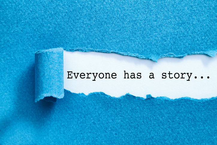 Everyone Has a Story: Writing Workshop