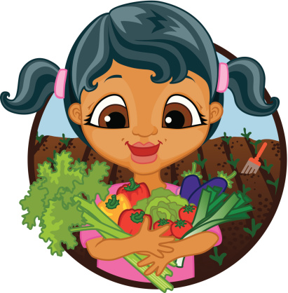 Little Sprouts Gardening Club: Fruits & Vegetables