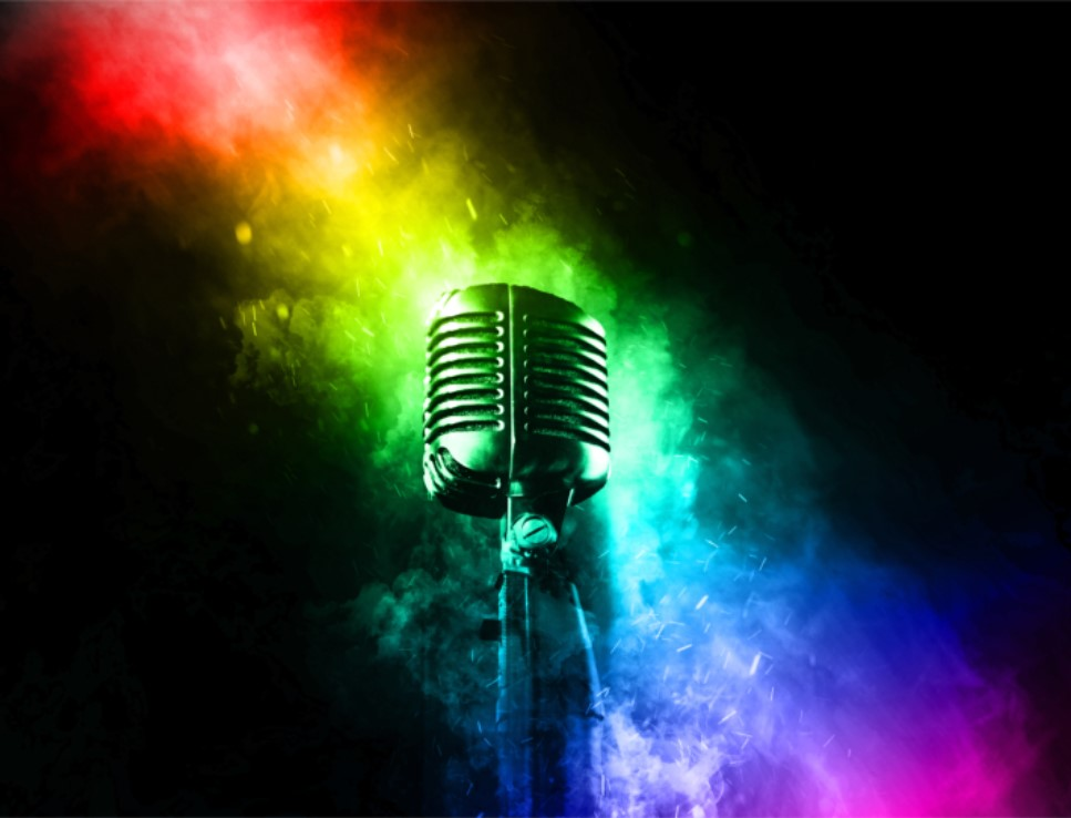 Pride Poetry Open Mic Night