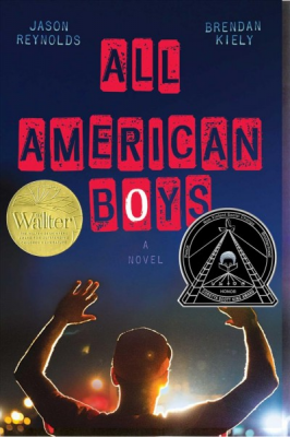 "Never Too Old Book Club: ""All American Boys"""