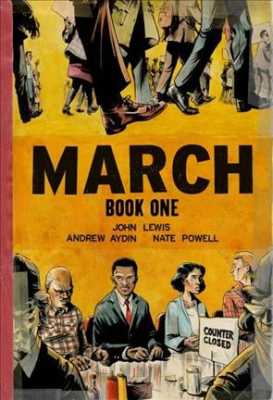 "Never Too Old Book Club: ""March: Book One"""