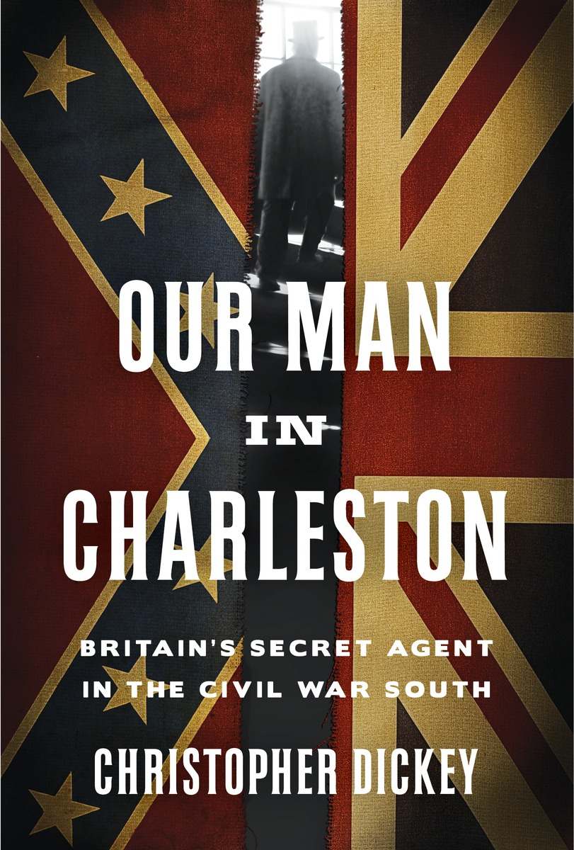 "Monday Night Book Group: ""Our Man in Charleston"""