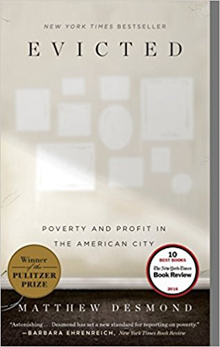 "Monday Night Book Club: ""Evicted: Poverty and Profit in the American City"""